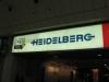 Heidelberg standhoz közeledve...