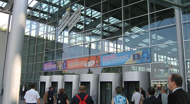 Fespa 2010 kiállítás, München