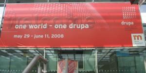 Drupa 2008 kiállítás, Düsseldorf